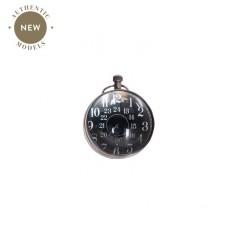 Eye of Time Clock Silver SC063