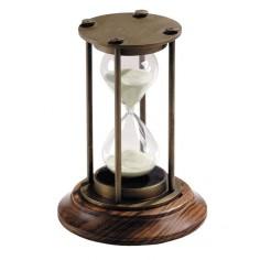 Bronzed 30 minute Hourglass...