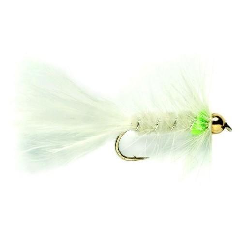 G/N Woolly Bug Wht/Grn
