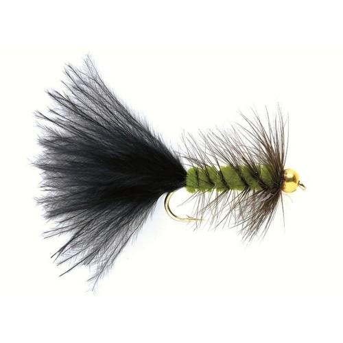 G/N Woolly Bug Olive