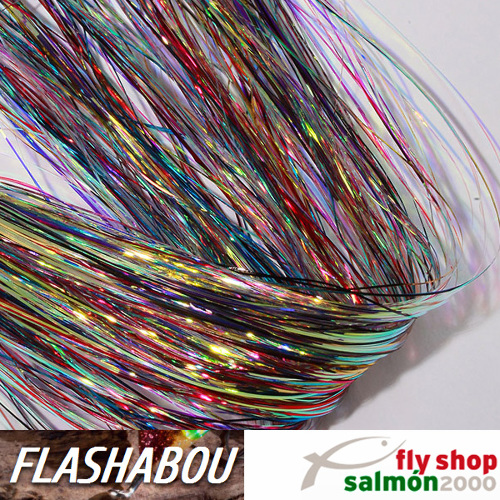 Flashabou Mirage 3328 opal sunburst