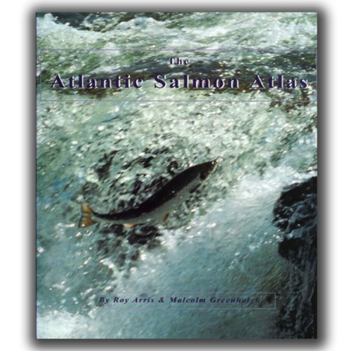 Libro pesca Atlantic Salmon