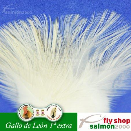 Plumas Gallo de León - Tienda pesca online