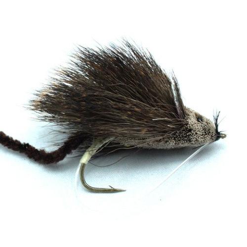 Mosca Mouse Ratón gris oscuro