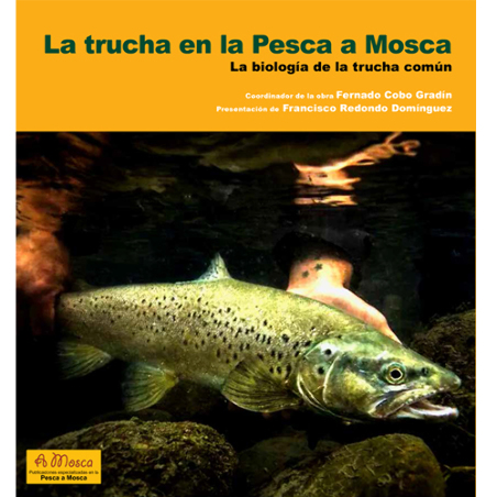 La trucha en la pesca a mosca - libro pesca