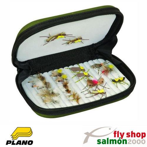 cajas moscas plano