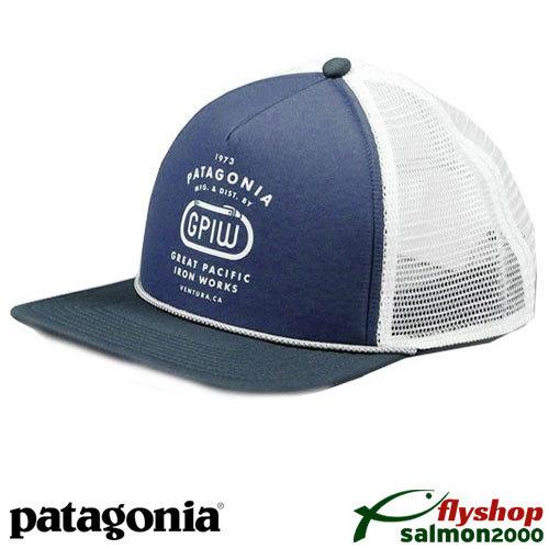 Patagonia GPIW Biner Interstate Hat blue / white