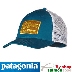 Gorra Patagonia Live Simply