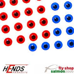 ojos 3d adhesivos epoxy eyes hends