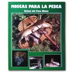 Libro libro Moscas para la pesca - Rafael de Pozo Obeso