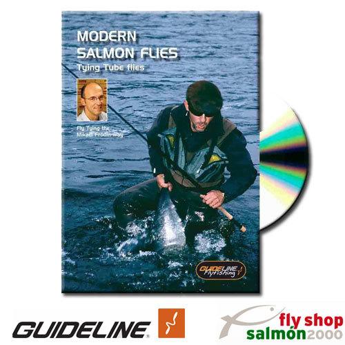 Videos pesca de montaje moscas salmon