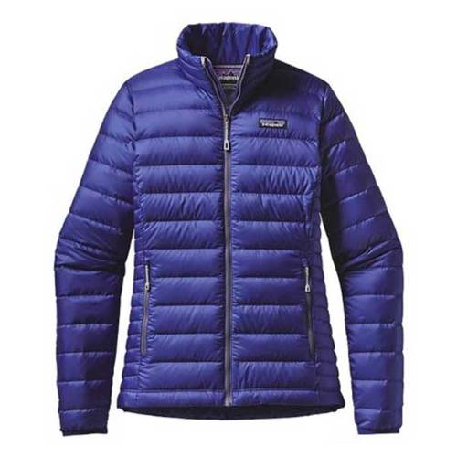 Patagonia Down Sweater purpple