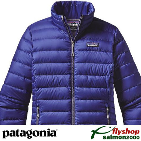 Chaqueta plumas Patagonia mujer