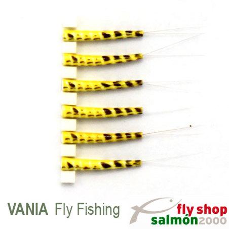 Cuerpos - Material montaje moscas realista Vania
