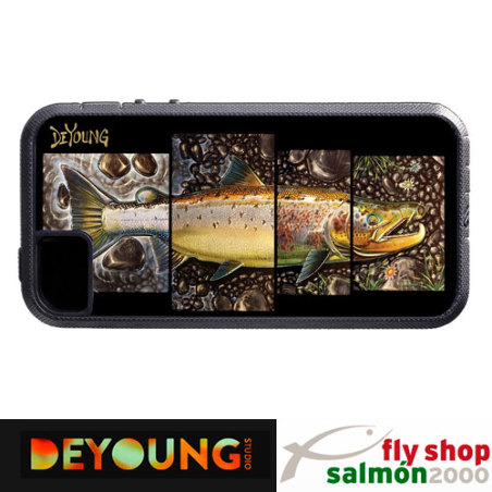 Carcasa Funda iPhone DeYoung