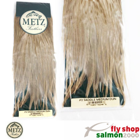 Golgadera Gallo plumas saddle feathers