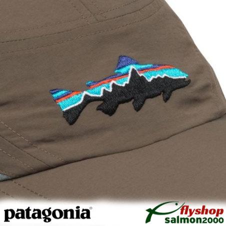 Gorras de pesca Patagonia proteccion solar