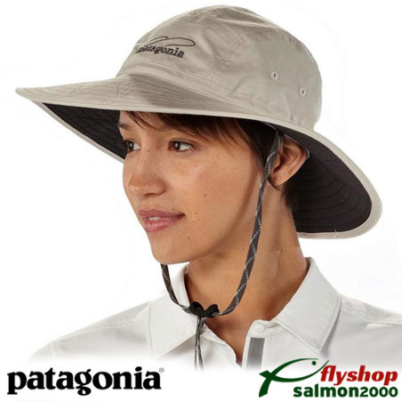 Sombrero de pesca Patagonia Canvas Sun Booney