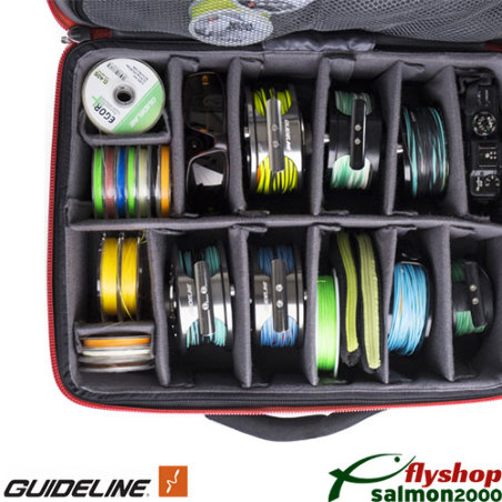 Guideline GL reel bag maletin carretes pesca