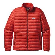 Down Sweater Patagonia ramble red