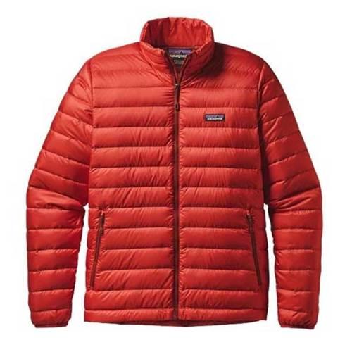 Down Sweater Patagonia ramble red
