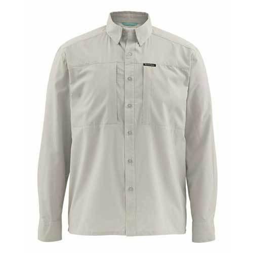 Camisa Simms Ultralight Shirt Putty