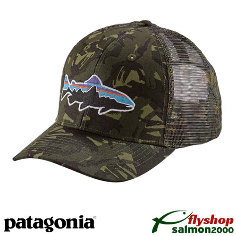 Patagonia Fitz Roy Trout Trucker camo