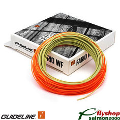 Guideine Fario WF Float fly lines