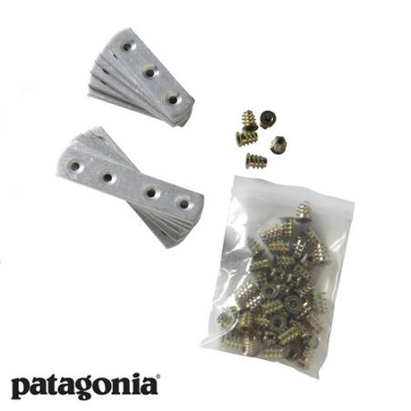Kit Patagonia de placas / clavos