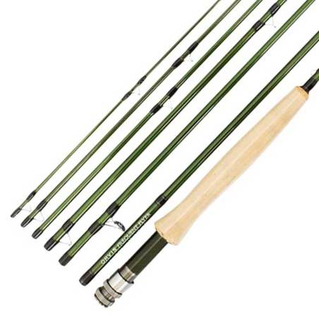 Frequent Flyer Travel Orvis Rod
