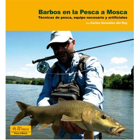 Libro de pesca - Barbos en la Pesca a Mosca