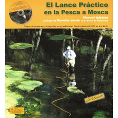 Libro de pesca - El lance práctico en la pesca a mosca