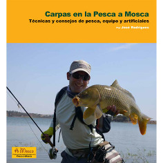 Libro de pesca - Carpas en la pesca a mosca
