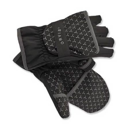 Orvis Soft Shell Foldover gloves