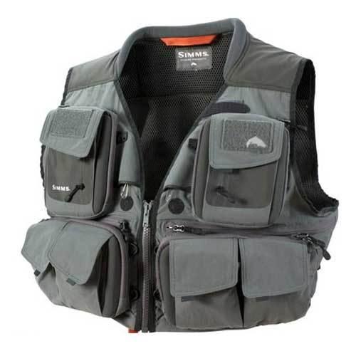 Simms G3 Guide vest gummental