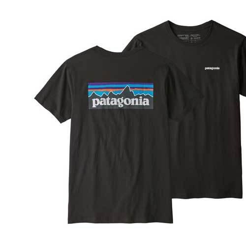 camiseta patagonia hombre