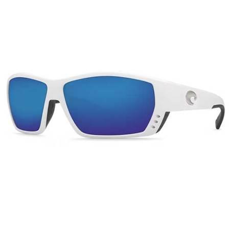 Gafas Costa Tuna Alley White 580G blue mirror