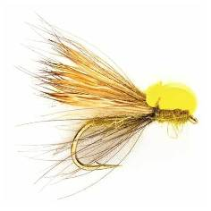 Dry flies Ballon Caddis