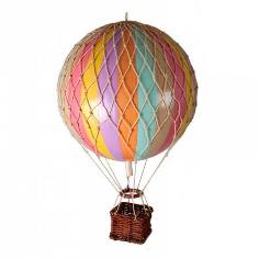 Globo Rainbow Pastel Authentic Models