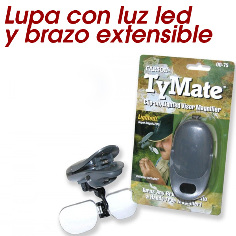 Lupa para gorra Carson magnifiers loupes