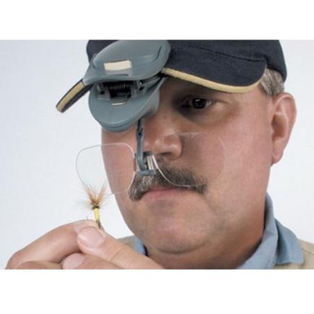 Lupa para gorra Carson magnifiers loupes