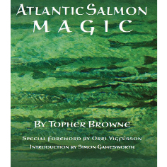 Libro de pesca mosca Atlantic Salmon Magic book