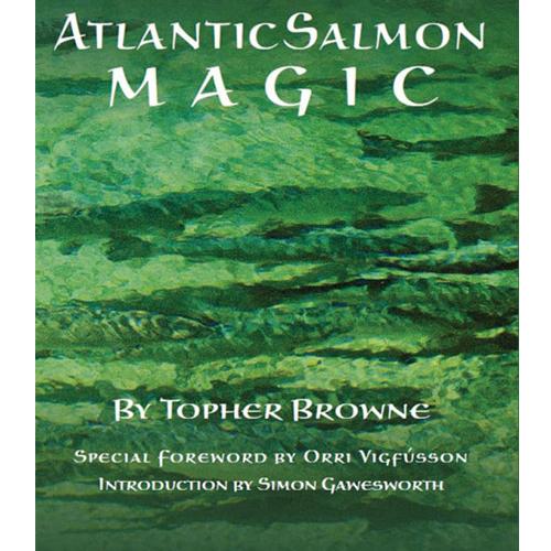 Libro de pesca mosca Atlantic Salmon Magic book