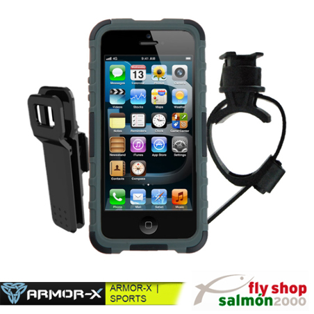 funda protector iPhone 5 rugged case