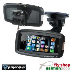 funda adaptador smartphone case