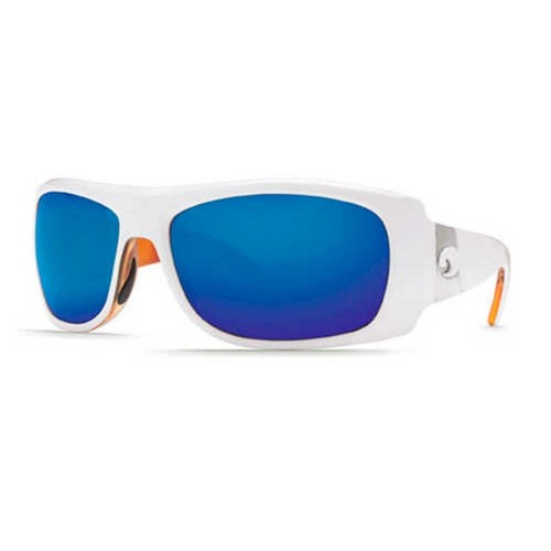 Costa Bonita W White/Tort. 580-G blue mirror