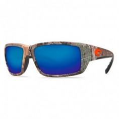 Costa Fantail Realtree Xtra Camo 580G blue mirror