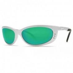 Costa Fathom Silver 400-G green mirror