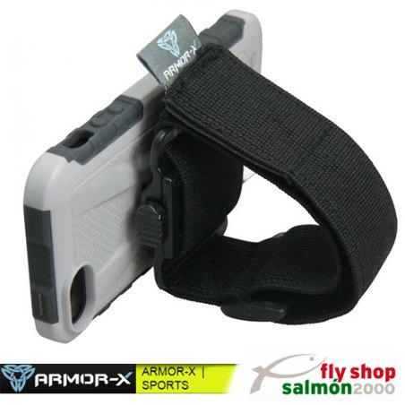 Accesorio brazalete iPhone Armorx bibicleta