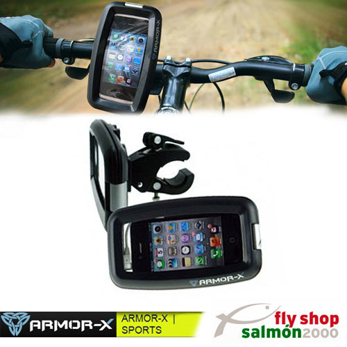 Funda iphone bicicleta